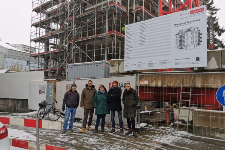 Neubau «Haus Buechholz», </br>2. Zwischenbericht Januar 2021