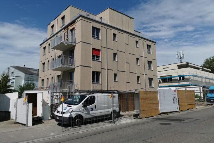 Neubau «Haus Buechholz», </br>3. Zwischenbericht September 2021